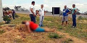 'Yeni Doğum Yaptım' Demişti: 8 Aylık Hamile Kadının 'Karnını Kesip' Bebeğini Çaldığı Ortaya Çıktı