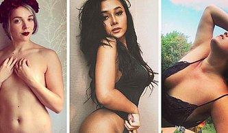 Kadınlar Bedenleriyle Barışıklıklarını Instagram'daki Erotik Fotoğraflarıyla Gösteriyor