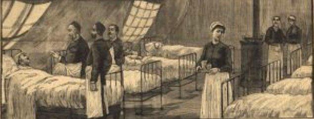 6. 20.000 kişi - Tifüs Epidemisi (1847)