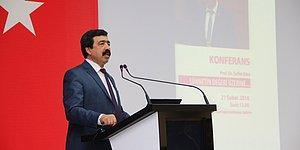 Katip Çelebi Üniversitesi Rektörü Saffet Köse: 'Batı'dan İnsan Hakları Diye Bir Şey Getirmişler, Eskiden Kul Hakkı Vardı'