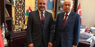 Afrin Operasyonuna Katılmak İçin Dilekçe Vermişti: MHP'li Başkan Adem Evcil Bedelli Askerlik İçin Amasya'ya Gitti