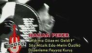 Hakan Peker - Aşkımız Göze mi Geldi Şarkı Sözleri