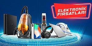 Bu Ara Elektronik Alışverişin İçin Şöyle Güzel Bir İndirime İhtiyacın Varsa Seni Hemen Buraya Alalım!