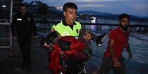Bu Kaçıncı Yitip Giden Can? Batan Göçmen Teknesinde İki Çocuk Hayatını Kaybetti