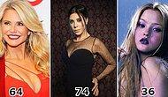 Vampirliklerini İlan Etmelerine Ramak Kalan, Yaşından Çok Daha Genç Gösteren 22 Ünlü