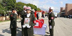 Bedelli Askerlik Yapıyordu: 29 Yaşındaki Topçu Er Onur Yavuzoğlu Şehit Oldu