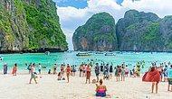 'Kumsal' Filminde Leonardo DiCaprio ile Ünlenen Plaj, Çevre Kirliliği Krizi Dolayısıyla Kapatıldı!