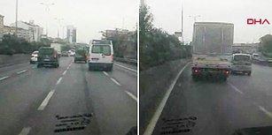 Kimi İnatla Yol Vermedi, Kimi Kazaya Neden Oluyordu: İstanbul'da Bir Ambulansın Zorlu Yolculuğu!