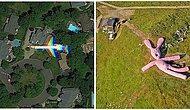 Bir Şekilde Google Kameralarına Takılmayı Başarmış Dünya Üzerindeki 36 İlginç Kare