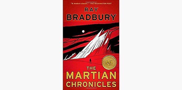 70. The Martian Chronicles - Ray Bradbury (1950)