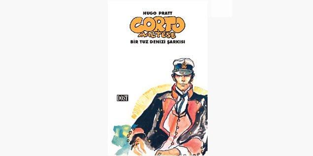 62. Bir Tuz Denizi Şarkısı - Hugo Pratt (1967)