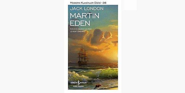61. Martin Eden - Jack London (1909)