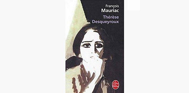 35. Thérèse Desqueyroux - François Mauriac (1927)