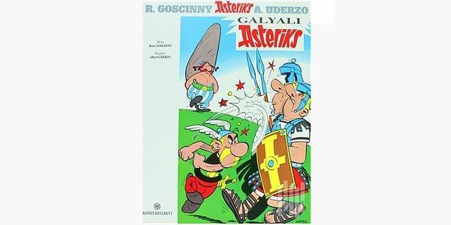 23. Galyalı Asteriks - René Goscinny ile Albert Uderzo (1959)
