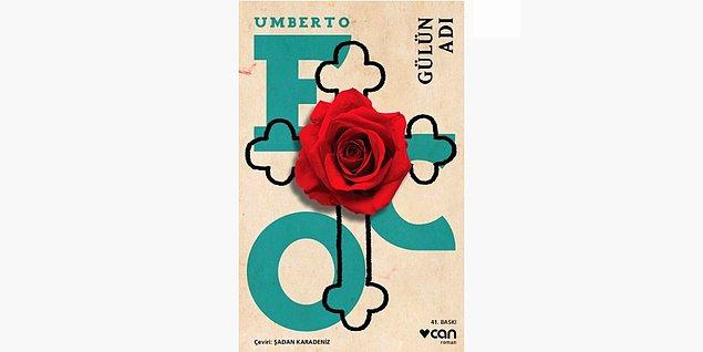 14. Gülün Adı - Umberto Eco (1980)