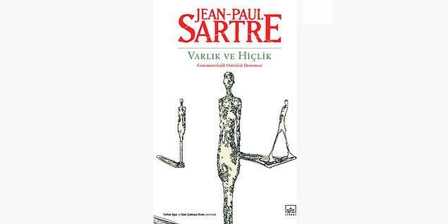 13. Varlık ve Hiçlik - Jean-Paul Sartre (1943)
