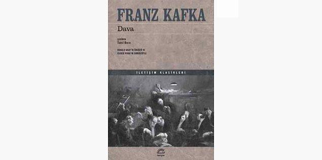 3. Dava - Franz Kafka (1925)