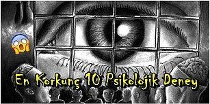 İnsan Beyninin Sınırlarını Zorluyoruz: Tarihte Yapılmış En Korkunç 10 Psikolojik Deney!