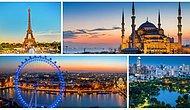 Antalya ve İstanbul da Listede! 2018'de En Çok Ziyaret Edilen 20 Şehir!