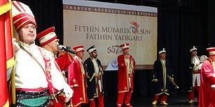 Gerçek Tarih 15 Ağustos'muş: Trabzon'un Fethi Tarihindeki Yanlışlık 58 Yıl Sonra Düzeltildi