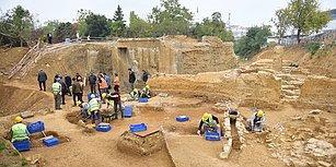 Antik Khalkedon Kenti Gün Yüzüne Çıkıyor: Haydarpaşa'da 2 Bin Yıllık Bir Duvar ve Bin Yıllık İskelet Bulundu