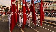 Cumhuriyet Bayramı Kutlamalarına Hazırlanıyorlardı: Müdür Yardımcısından Öğrencilere 'İzmir Marşı' Dayağı