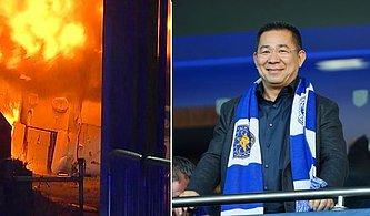 Leicester City Açıkladı: 'Kulüp Sahibi Vichai Srivaddhanaprabha ile Birlikte Toplam 5 Kişi Hayatını Kaybetti'