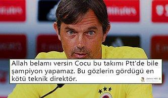 10 Maç 9 Puan! Kötü Sonuçlar Almaya Devam Eden Fenerbahçe'de Taraftarlar İsyan Bayrağını Çekti