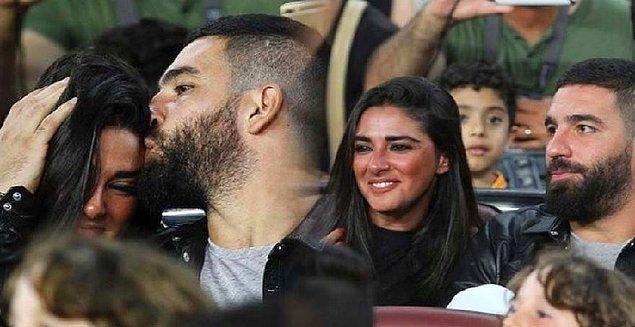 1. Arda Turan ve Aslıhan Doğan'ın oğlu Arda Hamza Turan bu hafta doğdu!