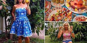 27 Yıldır Sadece Meyve ile Beslenip İki Çocuğunu da Böyle Büyüten Vegan Anne!