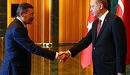Erdoğan: 'Melih Gökçek 94'ten Beri Yol Arkadaşım, Bundan Sonra da Beraber Gideceğimizi Zannediyorum'
