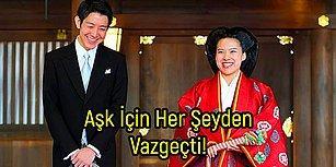 Aşk Her Şeye Değermiş! Japon Prensesi Ayako, Halktan Biriyle Evlenmek İçin Haklarından Vazgeçti