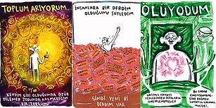 """Cem Güventürk'ün """"Sanki Aynı Ben!"""" Dedirten Tespitleriyle Bezeli, Müptelası Olacağınız 15 Karikatür"""