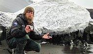 Antarktika'da Bilim İnsanı Kitapların Sonunu Söyleyen İş Arkadaşını Bıçakladı!