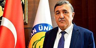 'Erdoğan'a İtaat Farzdır' Demişti: Harran Üniversitesi Rektörü İstifa Etti