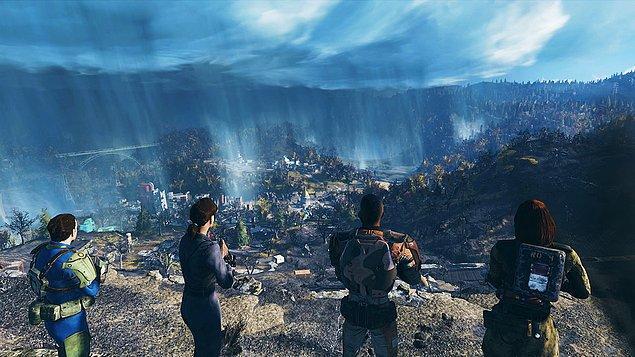 Oyun Steam'de yok, yapımcı şirket Bethesda kendi sitesi üzerinden satışa sunuyor. Oyun ayrıca Playstation 4 ve Xbox One'da ön siparişte.
