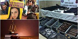 Helin Palandöken'i Öldüren Silahı Satmıştı: Konya'da Cephanelikle Yakalanan Ölüm Taciri Tekrar Serbest