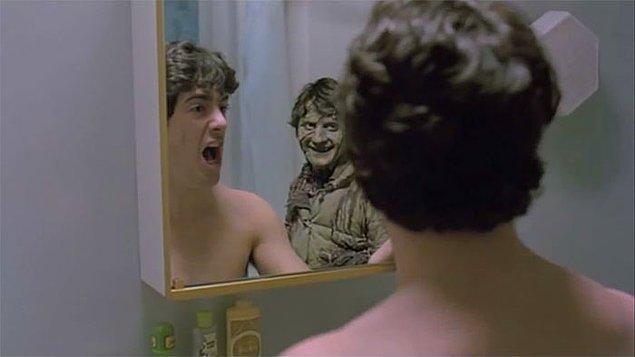 7. Ayna olayı.
