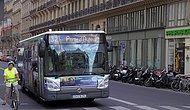 Paris'te Bir Otobüs Şoförü, Engelli Yolcuya Yer Vermedikleri İçin Bütün Yolcuları Otobüsten Kovdu!