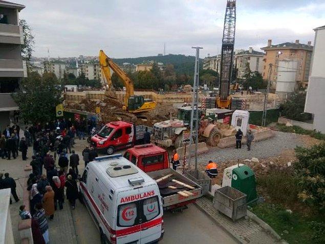 İstanbul Anadolu Cumhuriyet Başsavcılığı, iki kişinin hayatını kaybetmesine neden olan olaya ilişkin soruşturma başlattı.