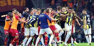 Olaylı Derbi Berabere Bitti! Galatasaray - Fenerbahçe Maçının Ardından Yaşananlar ve Tepkiler