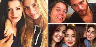 Genç Annelerini Görünce Şok Olup Kardeş Olduklarını Sanacağınız 15 Türk Ünlü