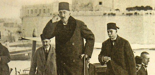 35. Son Osmanlı padişahı Sultan Vahdettin'in mezarı şu an hangi ülkededir?