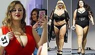 Kraliçe Aranıyor: Birbirinden Güzel Yarışmacılar 'Miss Ukrayna Büyük Beden' Podyumundan Esip Geçti