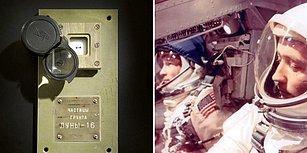 Bizdeki Taşları Uzaylılar Bulsa Bu Kadar Eder mi? Milyon Dolarlık Ay Taşları Açık Arttırmaya Çıkıyor!
