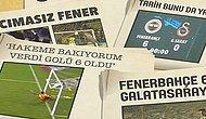 """Fenerbahçe Taraftarı Yıl Dönümünde Tarihi Zaferi Kutluyor! İşte """"6 Kasım"""" Kutlamaları ve Tepkiler"""