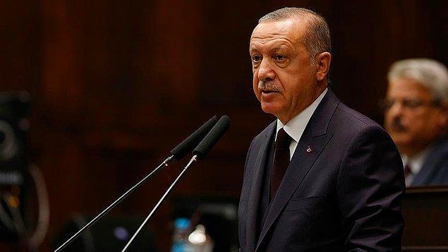 Türkiye Cumhurbaşkanı ve AKP Genel Başkanı Recep Tayyip Erdoğan, partisinin TBMM Grup Toplantısı'nda konuştu.