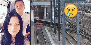 Sonsuza Dek Beraber Olabilmek Adına El Ele Trenin Önüne Atlayan Çiftin Yürek Burkan İntiharı