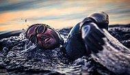 Filmlere Konu Olacak Olay! 157 Gün Denizde Kalan Adam Britanya'nın Çevresini Yüzerek Tamamladı
