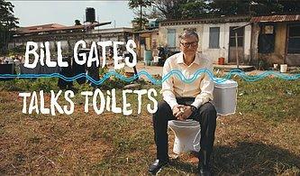 Bill Gates, 200 Milyon Dolarlık Yeni Projesini Tanıttı: 'Geleceğin Tuvaleti'